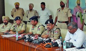 Rape, Accused, Arrested, Punjab Police