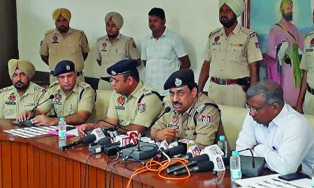 Rape, Accused, Arrested, Punjab Police