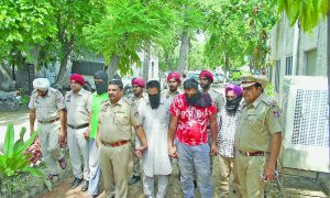 Seven Accused, Arrest, Punjab Police
