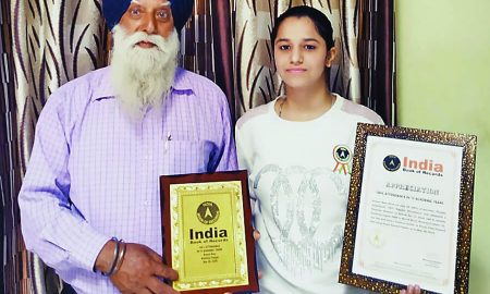 Avinit Kaur, Studied, 13 Years, 7 Months, Leaving School, Punjab