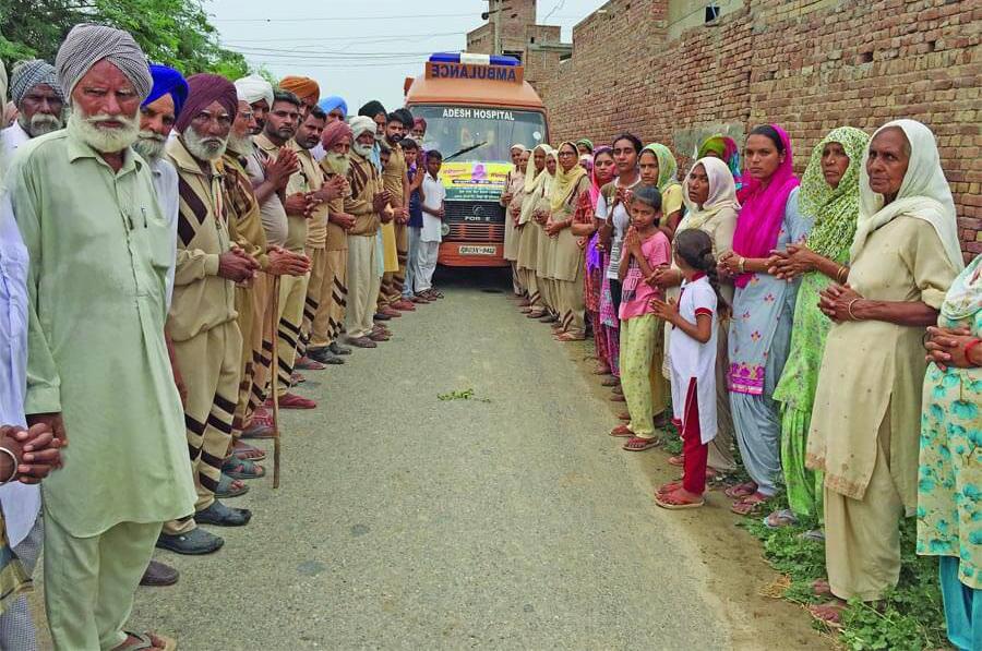 Surjeet Kaur Insan, Body Donate, Medical Research, Welfare Works, Dera Sacha Sauda