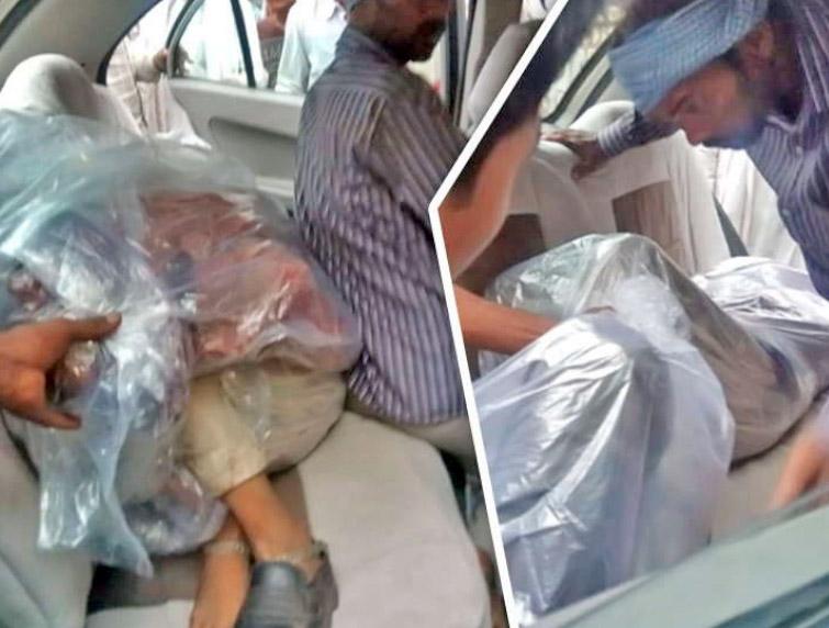Doctors Took Away Dead Bodies In The Car