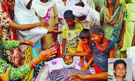 Young Men Death Due Drugs, Punjab