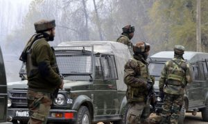 Jamu-Kashmir, Encounter, Security, Forces, Terrorists