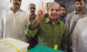 Pakistan Elections: Terrorist Hafeez Voted, Imran Nawaz Supporters Fight Punjab