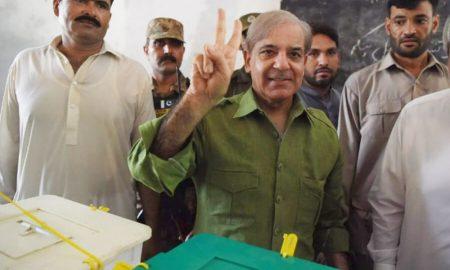 Pakistan Elections: Terrorist Hafeez Voted, Imran Nawaz Supporters Fight Punjab
