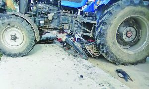 Road Accident, Moga, Punjab