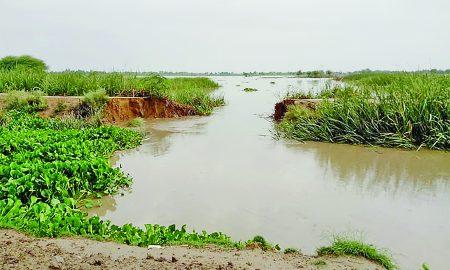 Land, Erosion, Semanala, Punjab