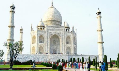 taj demolish