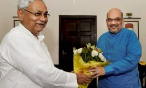 Amit Shah, Nitish, Meet, Today