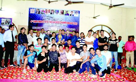 Shah Satnam Ji Institute, Team, All-Over Champion