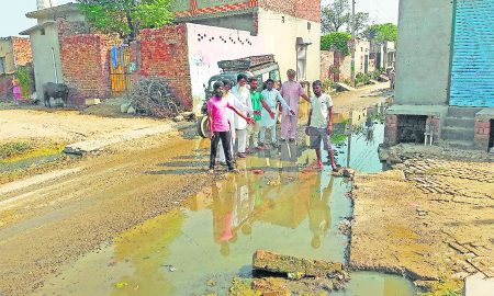 Grants, not Change, Thikriwala, Punjab