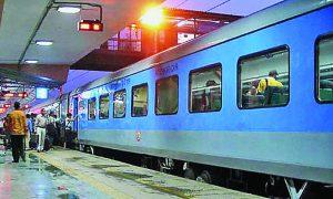Thieves, Steal, AC Coach, Train, Punjab