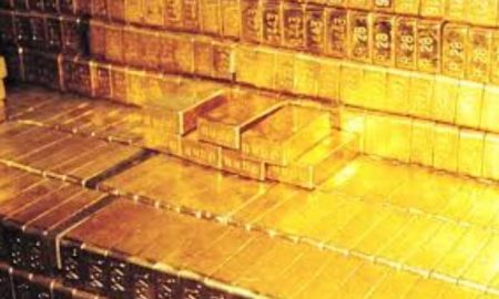 11.5 kg gold seized by intelligence officials