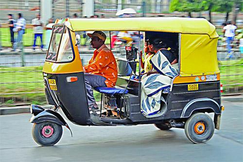 Haryana Auto drivers