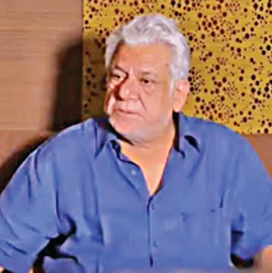 Akhauri Interviews, A Week, Before, Ompuri's, Demise