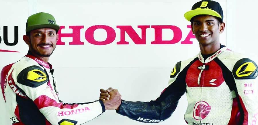 Anish In, ARC, Race-2, Rajiv, Top-19
