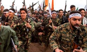 Iran, Terrorists, Infiltrating