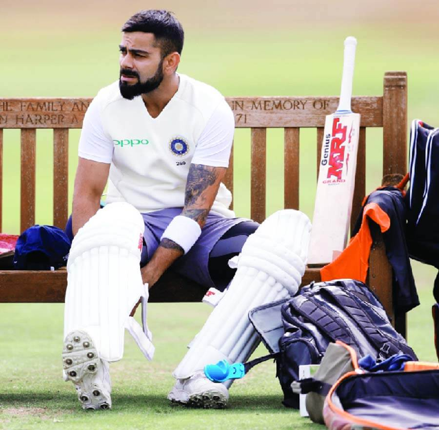 Captain, Virat, leaves, Number One, Behind, Gavaskar