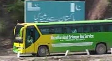 Caravan-e-Aman bus