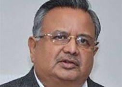 Dr Raman Singh