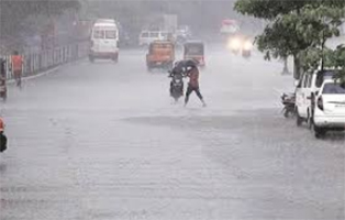 Heavy rains in Haryana