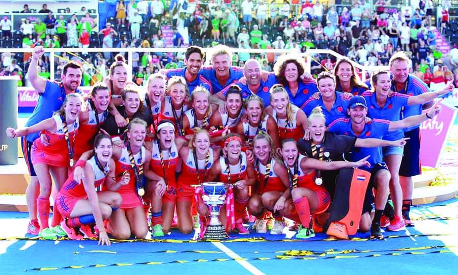 Holland, Ireland, Sports