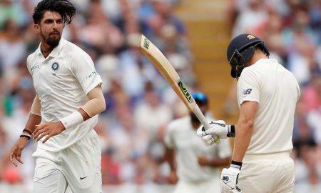 Ishant, five wickets, Test, Cricket, Sports