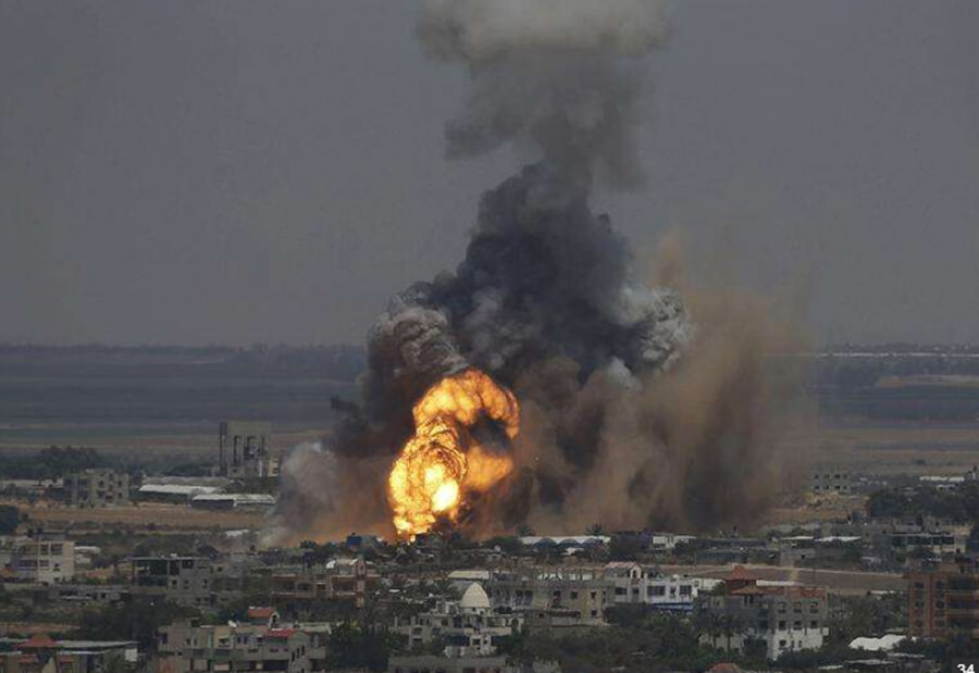Palestine, Tensions, Israel, Hamas, Blasts, Israel Bombing