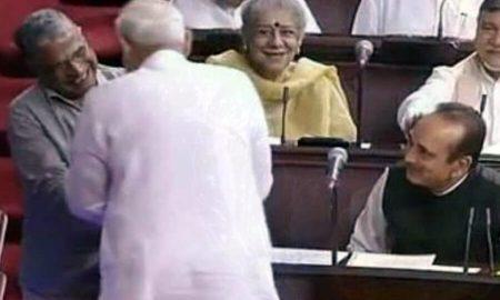 NDA Elected, Deputy Speaker, Harivansh, Rajya Sabha