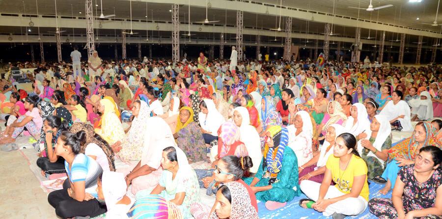 Naam Charcha, Dera Sacha Sauda, Welfare Works, Saint Dr. MSG, Dera Followers