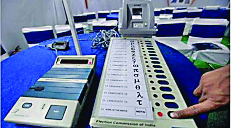 Problems complete on the EVM