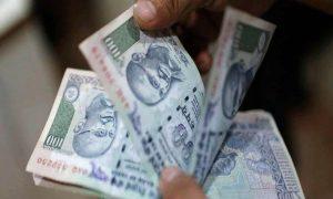 Rupee, Record, Dollar