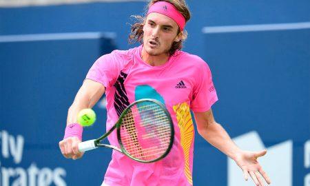Stefanos Sitasipas, Rogers Cup, Tennis Tournament