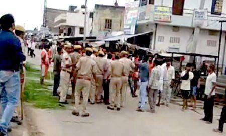 Stressful situation in Malpura