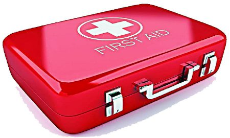 You, Have, Get DL, Then Take, 'First Aid' Training