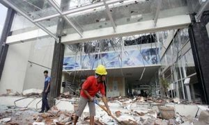 People, Killed, Earthquake, Indonesia, Injured