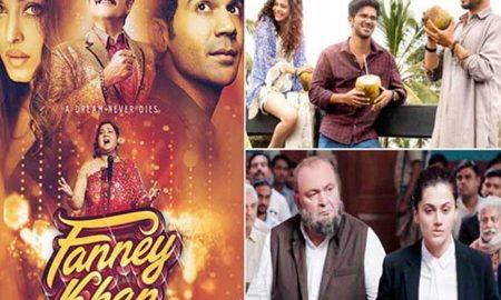Box Office: Fanny Khan, Mulk, Caravan Film, Flop