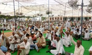 Protest, Farmers, Debt Waiver, Haryana
