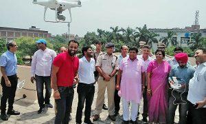 Hightech, Close, Circuit Television Camera, Launched, Panchkula, Haryan