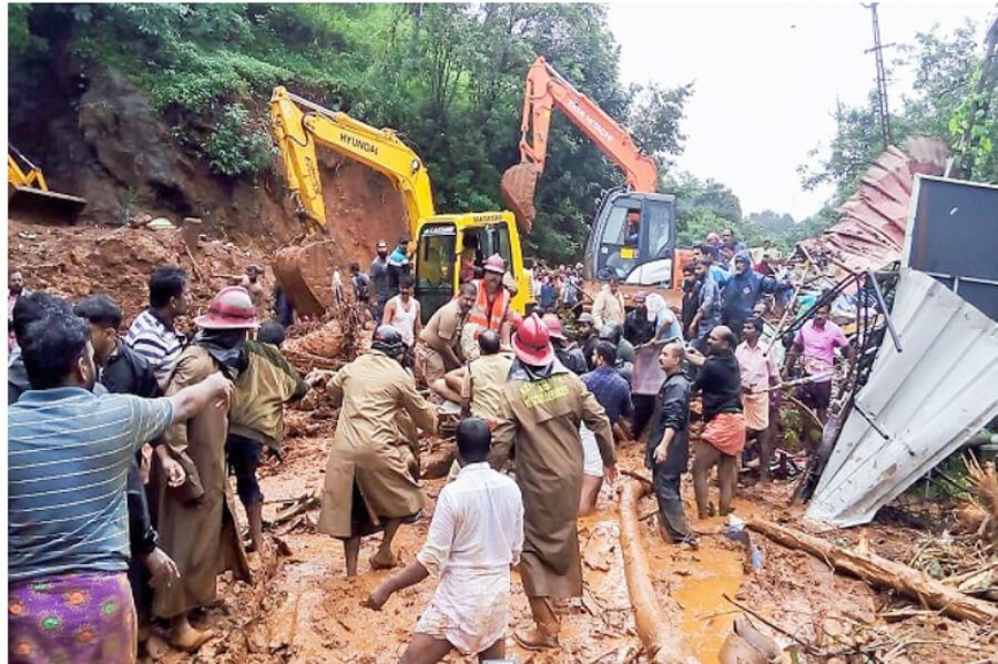 Floods, Kerala, 29, Deaths, 54,000,People,Homeless
