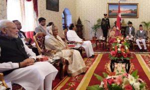 Narendra Modi, Nepal Visit