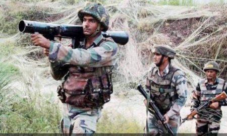 Pakistan, Foiled, Siegefire, Firing, Bandipora
