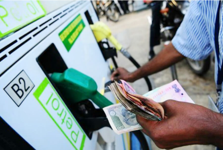 Petrol-Diesel, Prices, Rising