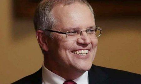 Scott Morrison, Australian, Prime Minister