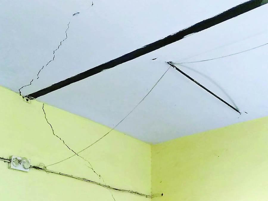 Children, Forced, Study, Unsafe Buildings, Punjab