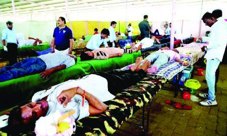Blood Donation Camp 1753 Unit by dera sacha sauda