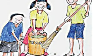 Every Village Will Be Cleaned Before October 2