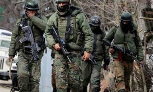 J&K, Three, Terrorists, Killed, Forces, Encounter