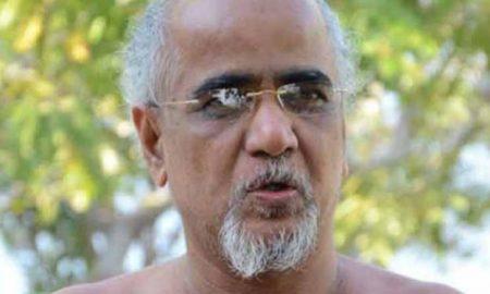 Jain Muni Tarun Sagar dies